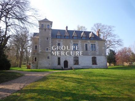 Luxus-Schloss / Herrenhaus zu verkaufen GAILLON, 430 m², 10 Schlafzimmer