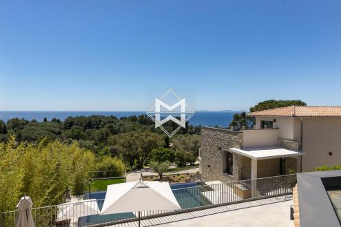 Luxury House for rent LA CROIX VALMER, 390 m², 5 Bedrooms