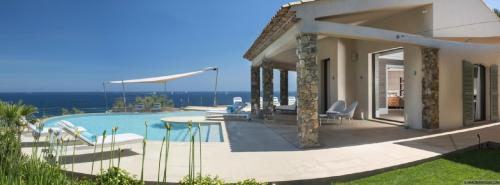 Luxe Huis te huur SAINT TROPEZ, 400 m², 5 Slaapkamers