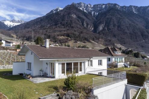 Maison de luxe à vendre Villeneuve, 150 m²