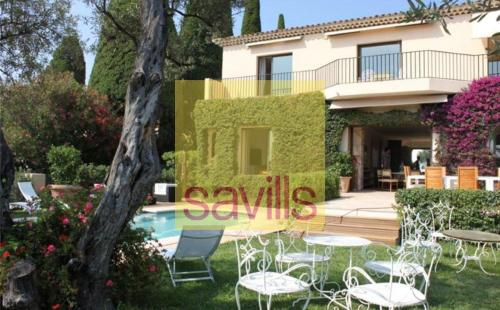 Luxe Huis te huur CAP D'ANTIBES, 250 m², 7 Slaapkamers