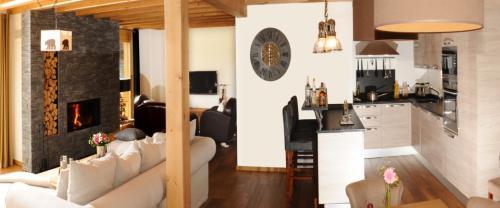 Chalet de luxe à louer Crans-Montana, 142 m², 4 Chambres,