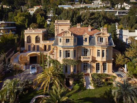 Maison de luxe à louer CANNES, 8 Chambres,
