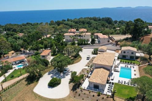 Luxus-Haus zu vermieten LA CROIX VALMER, 470 m², 6 Schlafzimmer,