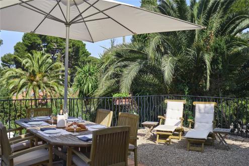 Luxus-Haus zu vermieten CAP D'ANTIBES, 150 m², 3 Schlafzimmer