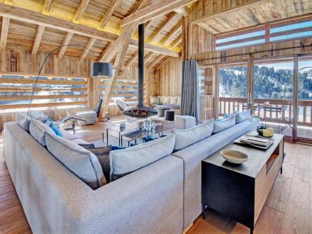 Casale di lusso in affito LA CLUSAZ, 395 m², 7 Camere,