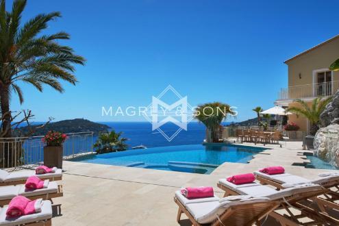 Luxe Villa te koop VILLEFRANCHE SUR MER, 690 m², 7 Slaapkamers