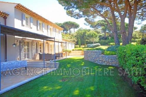 Luxury House for rent SAINT TROPEZ, 380 m², 7 Bedrooms,