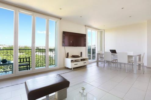 Appartement de luxe à vendre BOULOGNE BILLANCOURT, 107 m², 4 Chambres