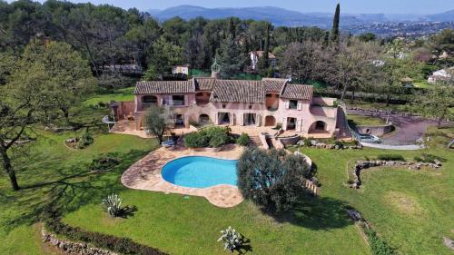 Villa de luxe à vendre MOUGINS, 300 m², 4 Chambres