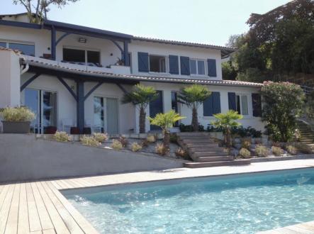 Luxus-Haus zu vermieten SAINT JEAN DE LUZ, 300 m², 8 Schlafzimmer