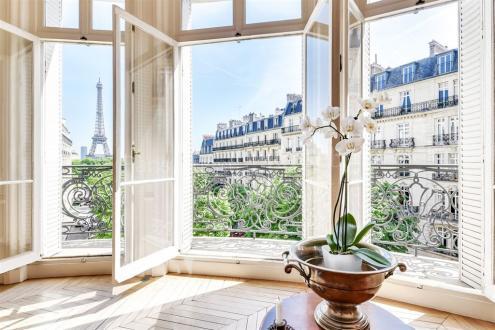 Appartement de luxe à vendre PARIS 16E, 260 m², 3 Chambres, 6250000€