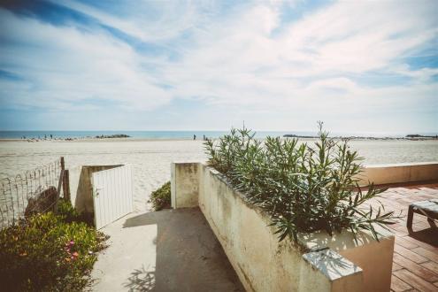 Luxus-Wohnung zu verkaufen PALAVAS LES FLOTS, 61 m², 2 Schlafzimmer, 850000€