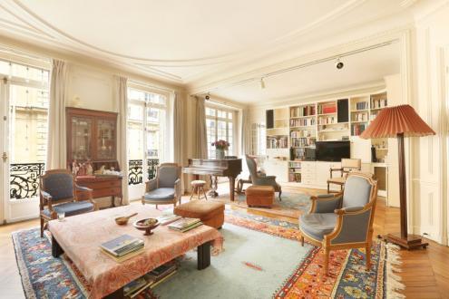 Appartement de luxe à louer PARIS 16E, 189 m², 5 Chambres