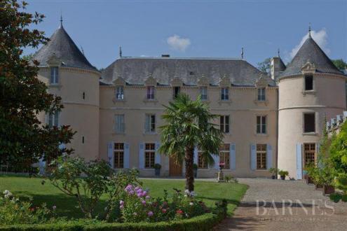 Luxus-Schloss / Herrenhaus zu verkaufen LA CHATAIGNERAIE, 600 m², 9 Schlafzimmer, 1390000€