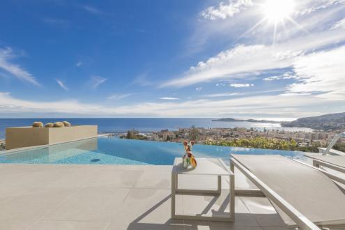 Villa de luxe à vendre BEAULIEU SUR MER, 175 m², 4 Chambres