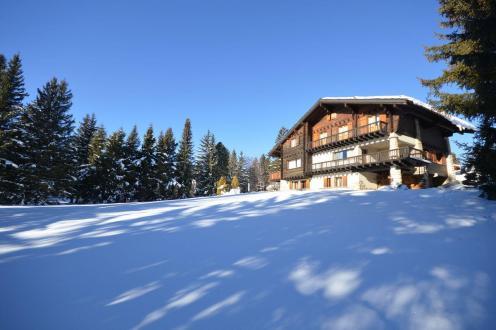 Chalet de luxe à vendre Crans-Montana, 500 m², 10 Chambres