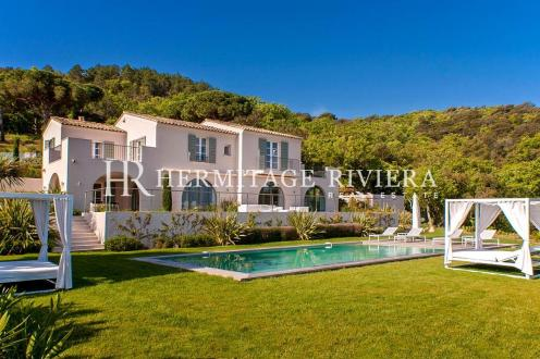 Luxury House for rent SAINT TROPEZ, 420 m², 6 Bedrooms,