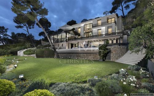 Luxus-Haus zu vermieten VILLEFRANCHE SUR MER, 400 m², 5 Schlafzimmer,