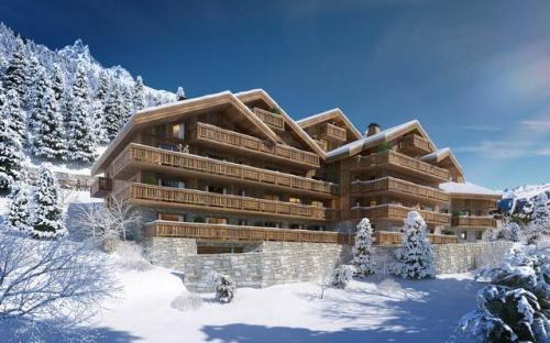 Appartement de luxe à vendre MERIBEL LES ALLUES, 124 m², 4 Chambres