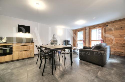 Appartamento di lusso in affito CHAMONIX MONT BLANC, 57 m², 2 Camere,