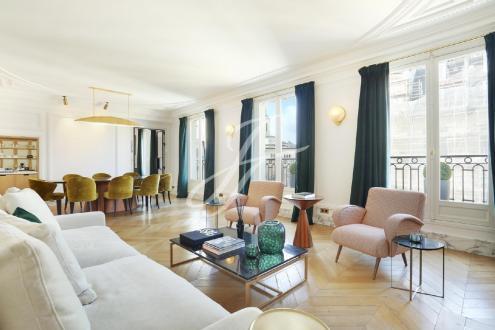 Appartement de luxe à vendre PARIS 8E, 152 m², 3 Chambres