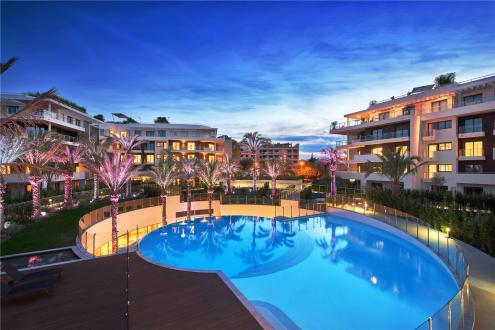 Luxury Apartment for sale CAP D'ANTIBES, 4344 m², 1 Bedrooms, €587500