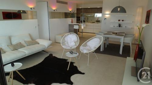 Luxury Apartment for rent NICE, 55 m², 2 Bedrooms, € 1 400/month