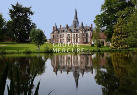 Castello/Maniero di lusso in vendita L'AIGLE, 700 m², 12 Camere, 880000€