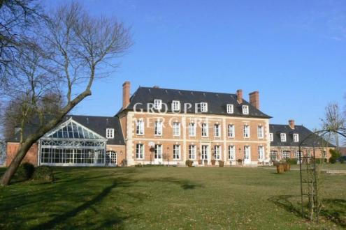 Château / Manoir de luxe à vendre CHAUMONT EN VEXIN, 1200 m², 8 Chambres