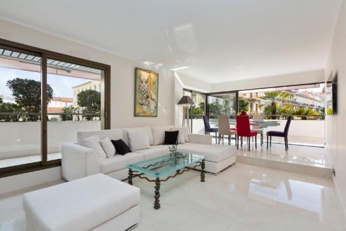 Appartamento di lusso in affito CANNES, 106 m², 3 Camere,