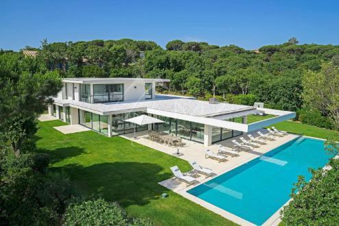 Maison de luxe à louer RAMATUELLE, 500 m², 8 Chambres