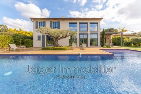 Villa de luxe à vendre GRIMAUD, 286 m², 6 Chambres