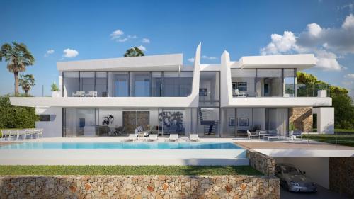 Villa de luxe à louer Espagne, 4 Chambres