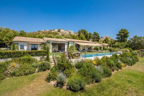 Luxus-Haus zu verkaufen MAUSSANE LES ALPILLES, 450 m², 5 Schlafzimmer, 3500000€