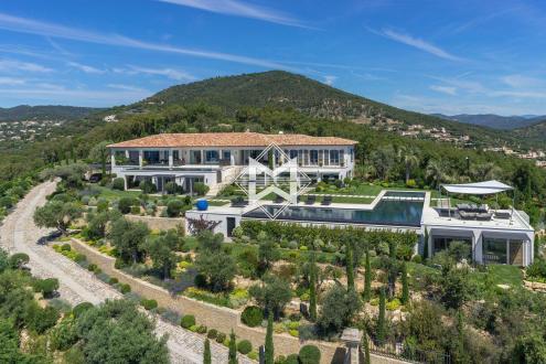 Villa de luxe à vendre GRIMAUD, 790 m², 6 Chambres