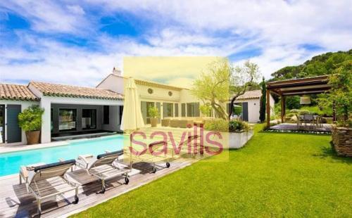 Maison de luxe à vendre SAINT TROPEZ, 380 m², 5 Chambres