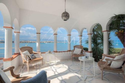 Propriété de luxe à vendre CAP D'ANTIBES, 470 m², 5 Chambres