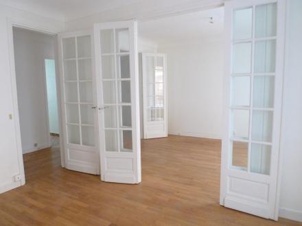 Luxe Appartement te huur PARIS 16E, 66 m², 1 Slaapkamers