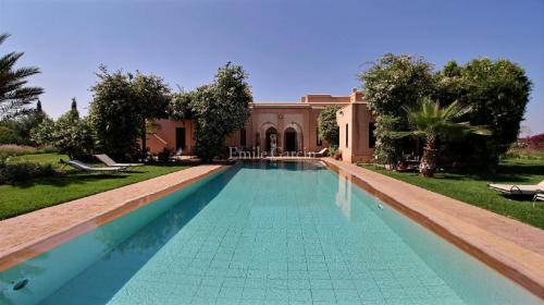 Villa de luxe à vendre MARRAKECH, 620 m², 5 Chambres