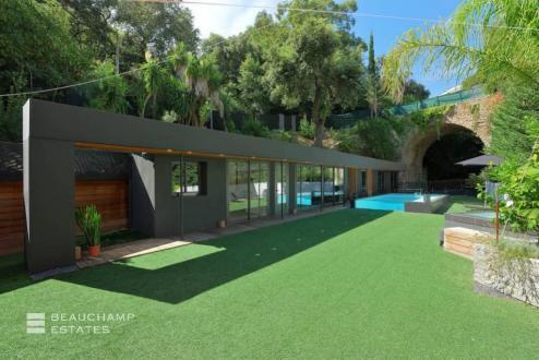 Villa de luxe à louer LE GOLFE JUAN, 120 m², 4 Chambres