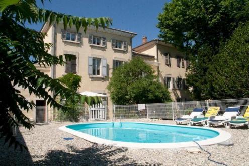 Château / Manoir de luxe à vendre LE POUZIN, 380 m², 9 Chambres, 550000€