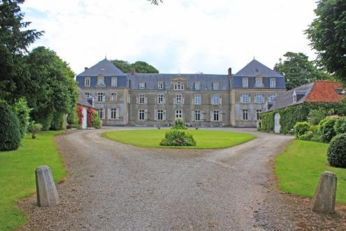Château / Manoir de luxe à vendre BOULOGNE SUR MER, 800 m², 15 Chambres, 790000€