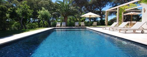 Casa di lusso in affito SAINT TROPEZ, 180 m², 5 Camere,