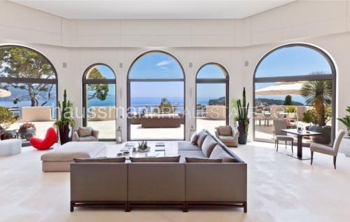 Maison de luxe à louer SAINT JEAN CAP FERRAT, 1200 m², 8 Chambres