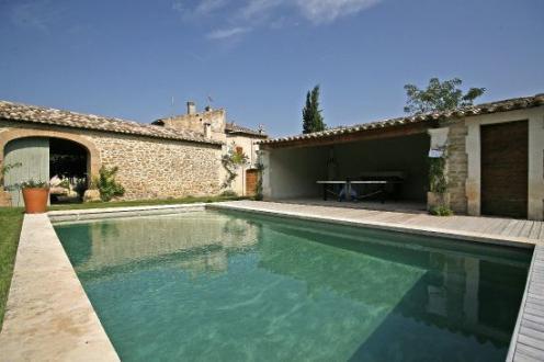 Luxury House for rent MAUBEC, 5 Bedrooms,