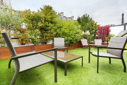 Appartement de luxe à louer PARIS 15E, 103 m², 2 Chambres