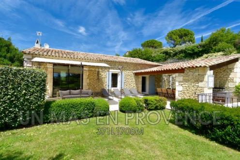 Luxury House for rent GORDES, 3 Bedrooms