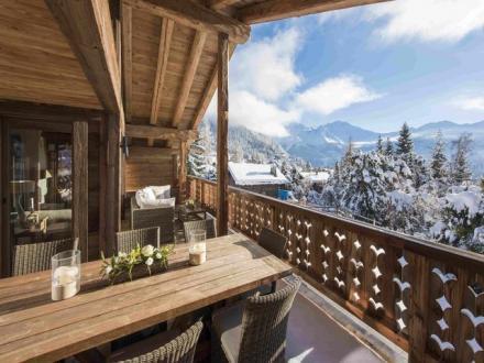 Luxury Chalet for rent Verbier, 5 Bedrooms