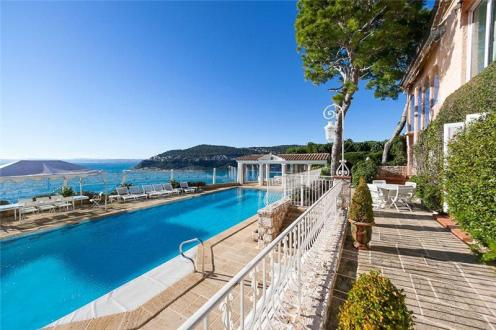 Luxury House for rent SAINT JEAN CAP FERRAT, 350 m²